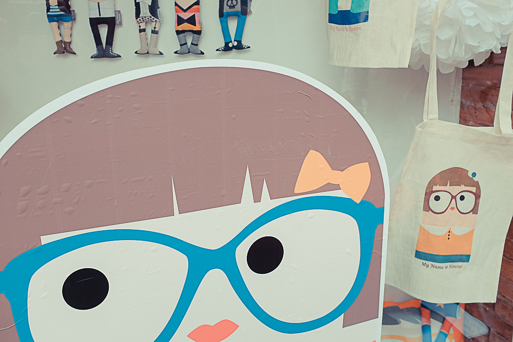my name is simone pop up store toulouse