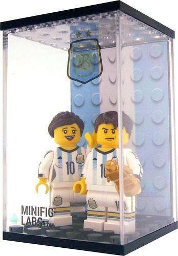 Argentina LEGO Minifigs