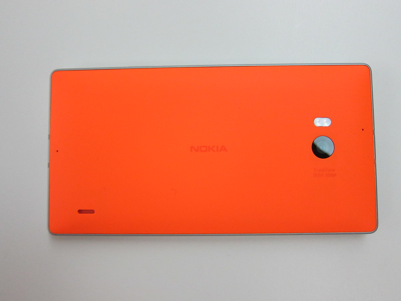 Nokia Lumia 930 - Back