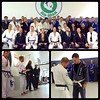 Belt ceremony today at Brentwood BJJ. Received my third stripe and saw some worthy teammates promoted to their next belt color. Always fuels my drive to get better to see those belt promotions!