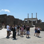 Bruschera_Rome_Summer09_Class Trip Pompeii