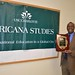 Dr. Emery Stephens is UNCC Africana Artist-in-Residence