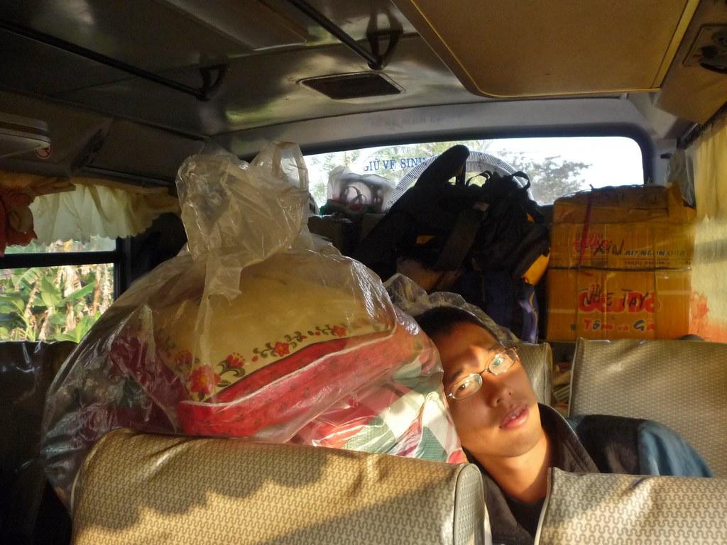 Travel the 'hard' way - Alvinology