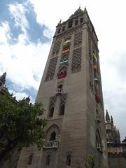 La Giralda - Seville Cathedral - Plaza Virgen de los Reyes - Seville