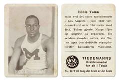 Eddie Tolan (1908 - 1967)