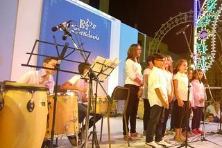 Noicattaro. Concerto La Notte dei Talenti de Il Setticlavio front