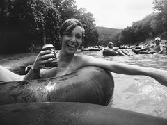 Floating the River