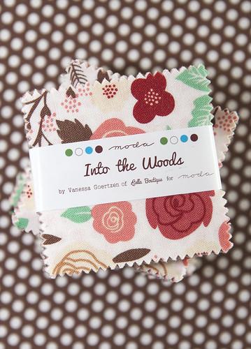 Into the Woods by Vanessa Goertzen for Moda