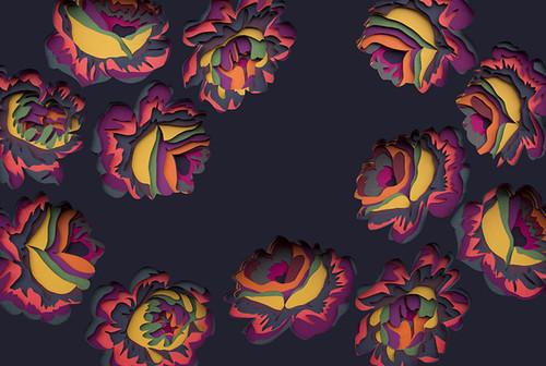 paper-cutting-flora