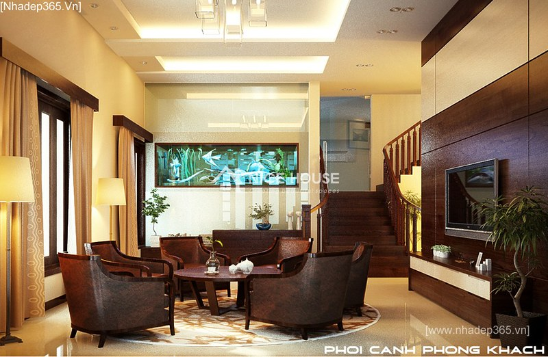 Thiết kế nội thất biệt thự Anh Sơn - Đông Anh_02