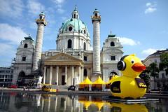 Popfest Duck