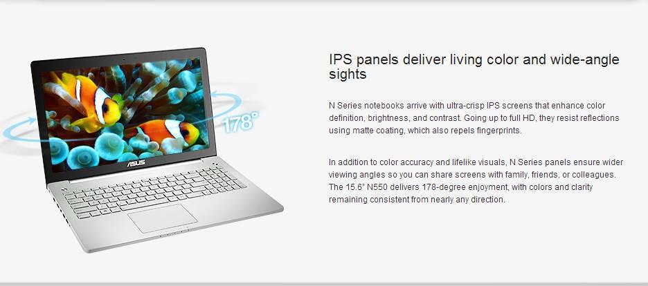N550LF laptop tầm trung nghe nhạc tốt - 23815