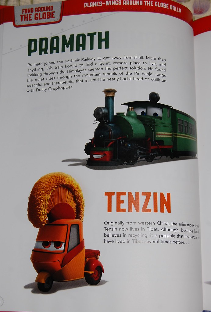 Cars 3 Characters Names >> Meet the Planes: Fire & Rescue book! found at Walmart ...