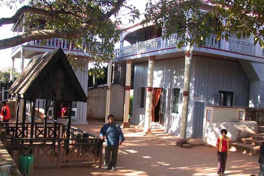 maison reine Ranavalona