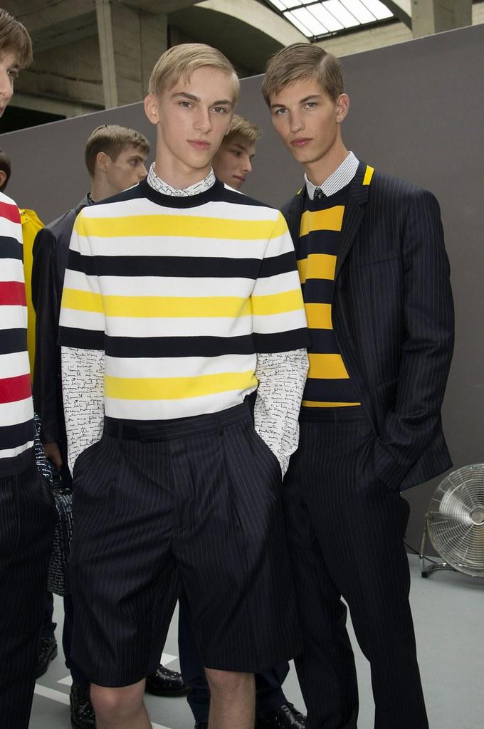 SS15 Paris Dior Homme215_Dominik Sadoch, Kevin Carlbom(fashionising.com)