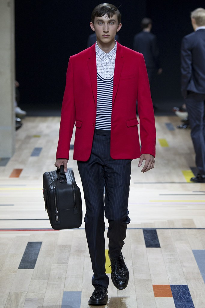 SS15 Paris Dior Homme014_Michael Bernasiak(VOGUE)