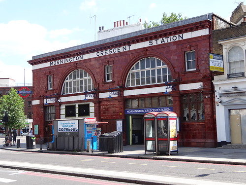 008 - Mornington Crescent Station