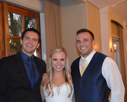 Wedding at Ponte Winery