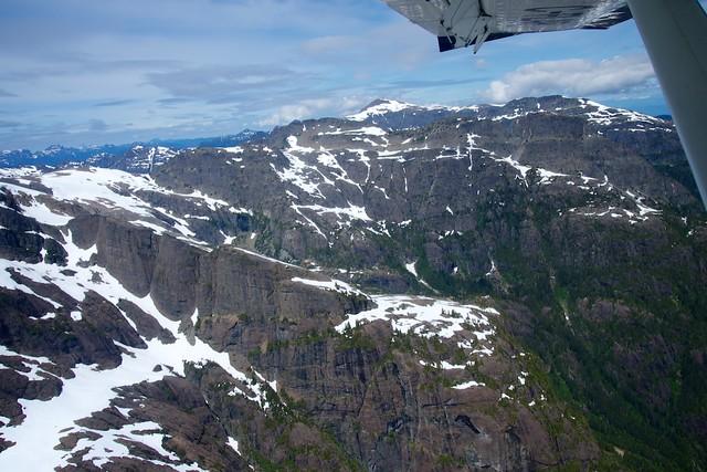 Scenic Glacier Tour with Harbour Air