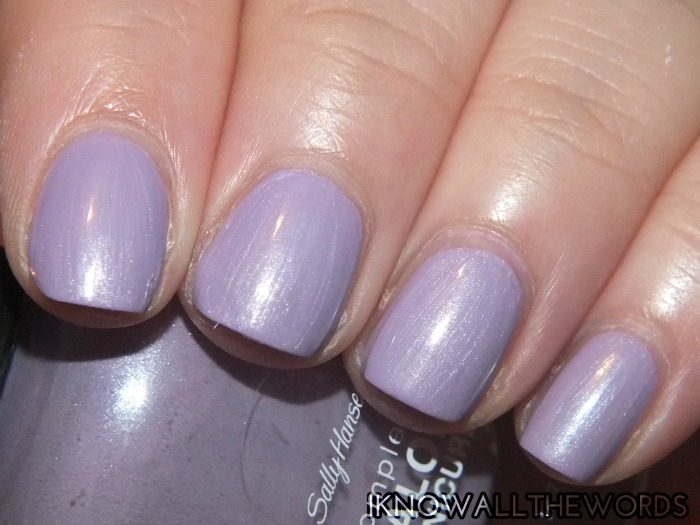 SALLY HANSEN complete salon manicure runway trends 2014 (6)