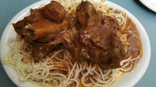 Lamb Spaghetti