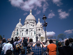 Showtime at Sacré-coeur (2/3)