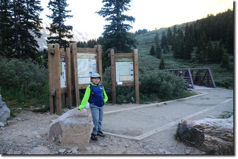 Grays Peak Trailhead 1