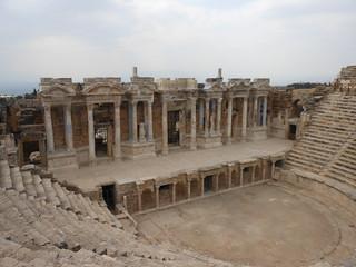 Attēls no Hierapolis.