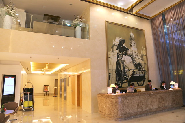 Liberty Central Hotel in Saigon