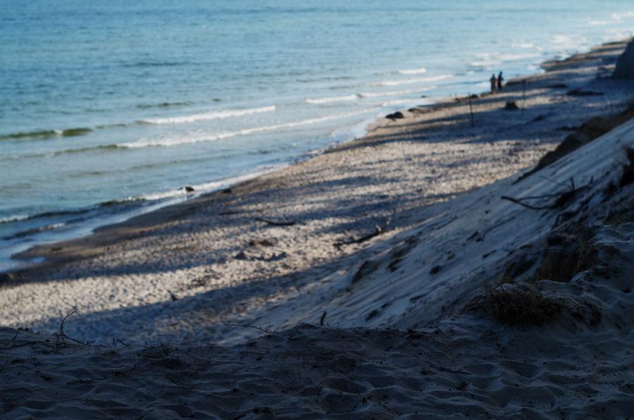 plaża orzechowo