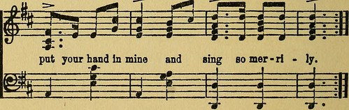 "Image from page 291 of ""Social games and group dances; a collection of games and dances suitable for community and social use"" (1919)"