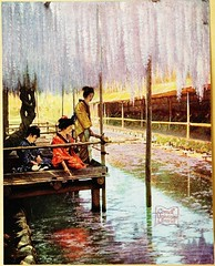 """Image from page 7 of """"In lotus-land Japan"""" (1910)"""