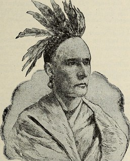 Cornstalk - Häuptling der Shawnee