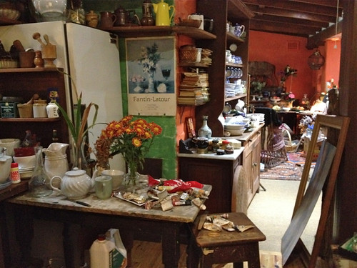 Olley kitchen and studio