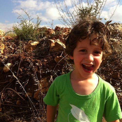 Idan, age 3