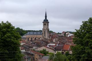 Le village de Thiaucourt