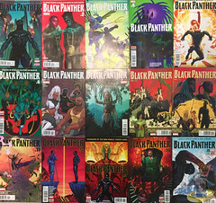 Black Panther (2016- ) Collection!