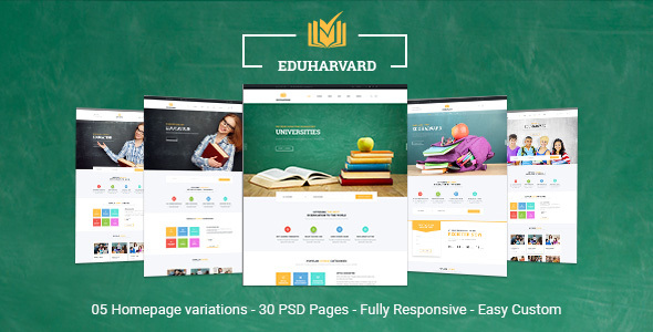 17 PSD Templates pack
