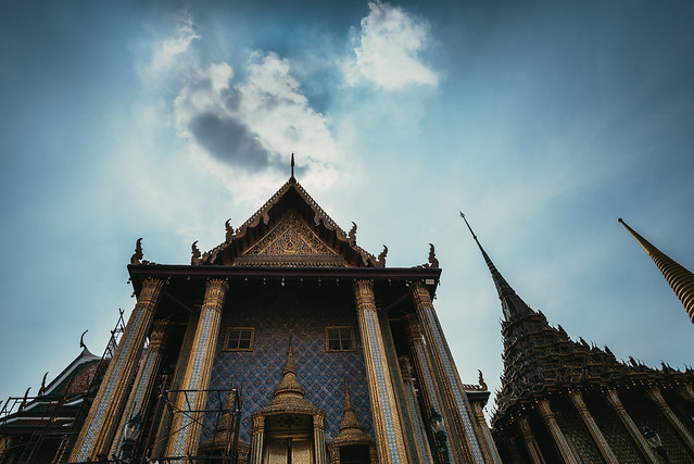 Grand palace, Nikon D750, AF-S Nikkor 20mm f/1.8G ED