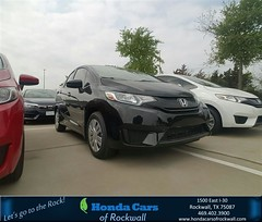 Congratulations Juan on your #Honda #Fit from Terry North at Honda Cars of Rockwall!