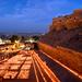 Lights Up for Desert Festival by oeyvind