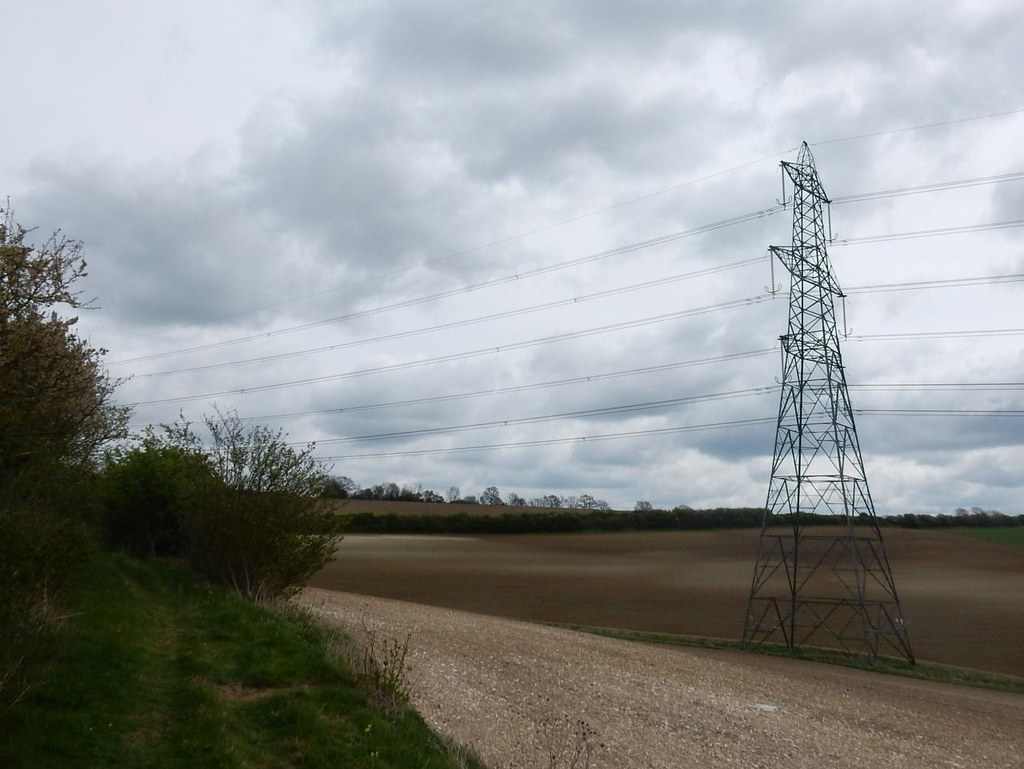 Pylon Great Chesterford to Newport