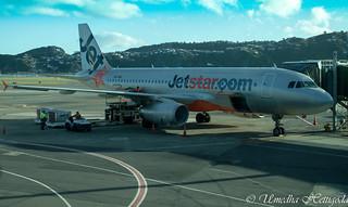 Jetstar Airways Airbus A320-232 VH-VQA