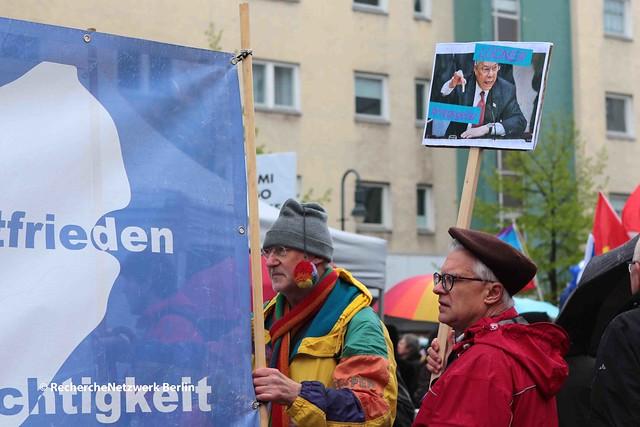15.04.2017 Berlin: Ostermarsch der Friko Berlin