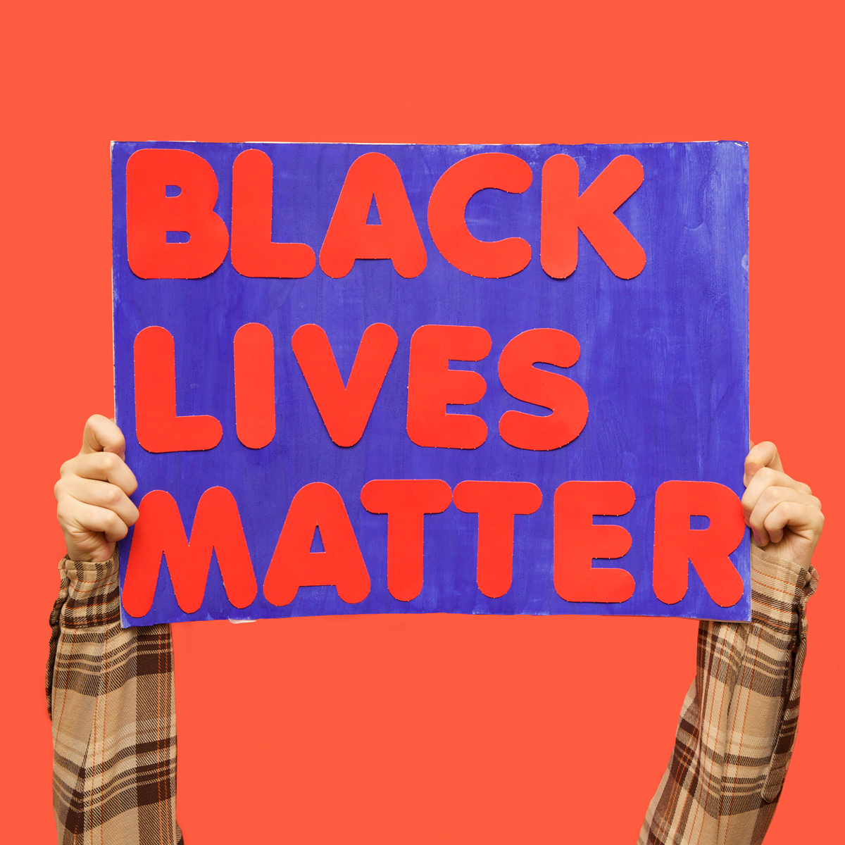 45 Protest Signs_Brandon and Olivia Locher_34_Black Lives Matter