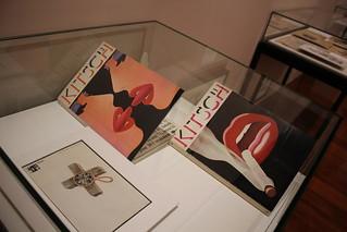 Kitsch n°1 et 2, 1970 - Exposition Topor à la BnF
