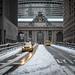 Grand Central bridge.