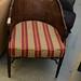 Cane armchair E45
