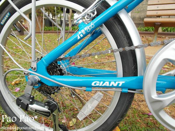 GIANT捷安特小摺FD806