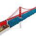 Golden Gate Bridge by Rocco Buttliere